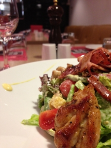 medifast diet salad