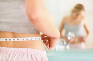 slow steady weight loss